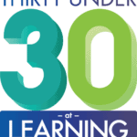 Logo of 30 Under 30 program