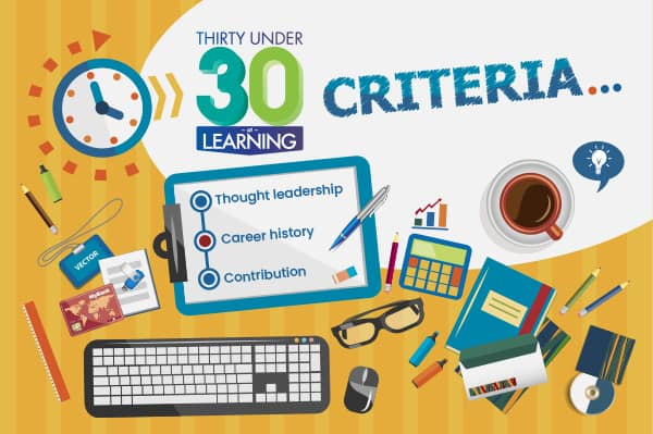 Thirty Under 30: Our Selection Criteria